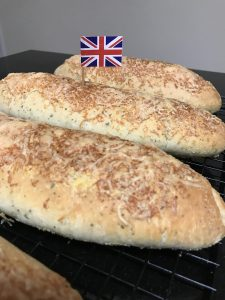Homemade Subway Herb and Cheese Bread