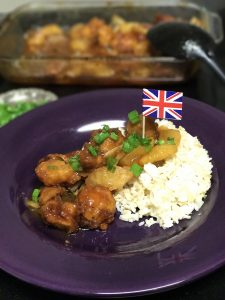 EBetter than Takeaway Sweet and Sour Chicken